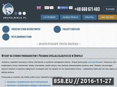 Miniaturka domeny drupalninja.pl