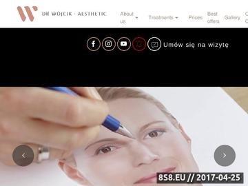Zrzut strony Piaskowanie zębów - klinika Dr W Aesthetic Kraków