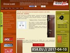 Miniaturka domeny www.drzwi-lodz-drzwi.pl