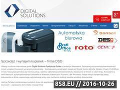 Miniaturka domeny dsd.com.pl