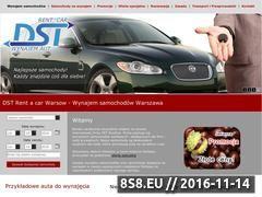 Miniaturka domeny www.dstrentcar.pl