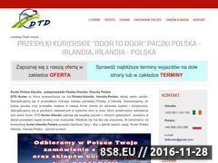 Miniaturka domeny dtd-kurier.pl
