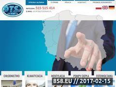 Miniaturka domeny www.dtsserwis.pl