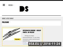 Miniaturka domeny www.dual-system.pl
