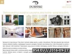 Miniaturka domeny www.dubinski.com.pl