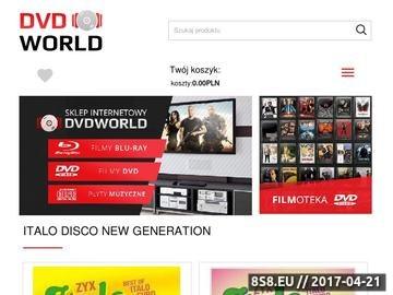 Zrzut strony Płyty muzyczne, filmy DVD i Blu Ray