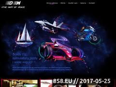 Miniaturka F1 symulator (www.dwgroup.pl)
