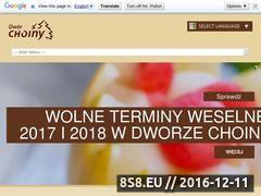 Miniaturka domeny dworchoiny.pl