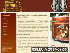 Miniaturka domeny www.dworek-renowacjamebli.pl
