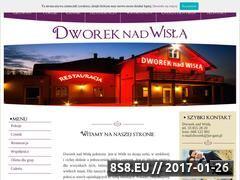 Miniaturka domeny www.dworeknadwisla.pl