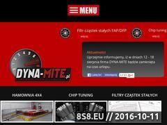 Miniaturka domeny www.dyna-mite.pl