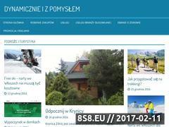 Miniaturka domeny www.dynamico.pl