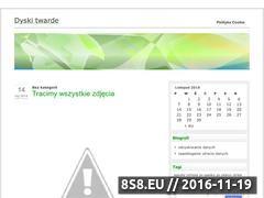 Miniaturka domeny dyskitwarde.waw.pl
