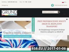 Miniaturka domeny www.dywaniki-grund.pl