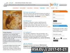 Miniaturka domeny dywanlux-sosnowiec.jasky.pl