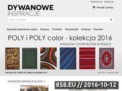 Miniaturka domeny www.dywanoweinspiracje.pl