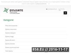 Miniaturka domeny dywante.pl