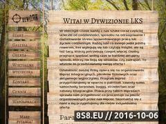 Miniaturka domeny www.dywizjonlks.com.pl