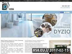 Miniaturka domeny dyzio-szodrowski.pl