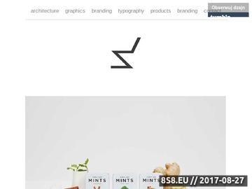 Zrzut strony Projektowanie wnętrz Kraków - Dzajn.pl