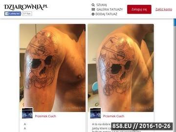 Zrzut strony Pomysł na męski lub damski tatuaż