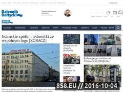 Miniaturka domeny www.dziennikbaltycki.pl