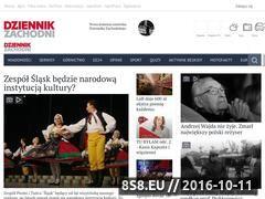 Miniaturka domeny www.dziennikzachodni.pl