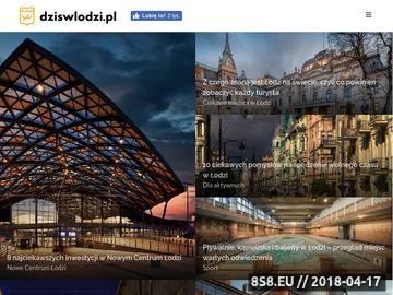 Zrzut strony Wydarzenia Łódź