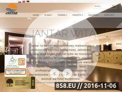 Miniaturka domeny www.dziwnowek.com.pl