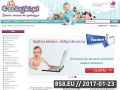 Miniaturka domeny e-bejbi.pl