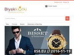 Miniaturka domeny e-blyskkotki.pl