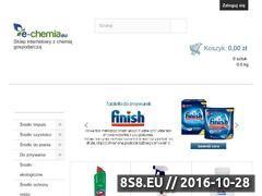 Miniaturka domeny e-chemia.eu