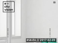 Miniaturka domeny e-cityvision.pl
