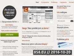 Miniaturka domeny e-delegat.pl