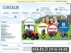 Miniaturka domeny e-fortech.pl