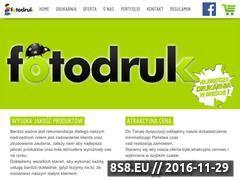 Miniaturka domeny e-fotodruk.pl
