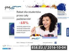 Miniaturka domeny e-graart.pl