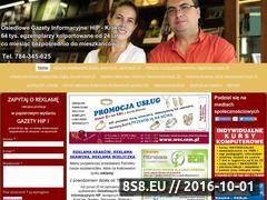 Miniaturka domeny e-hip.pl