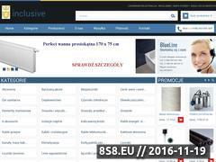 Miniaturka domeny www.e-inclusive.pl