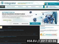 Miniaturka domeny e-integrator.pl