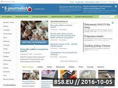 Miniaturka domeny e-journalist.pl
