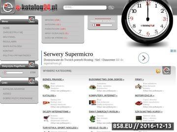 Zrzut strony E-katalog24.pl - katalog