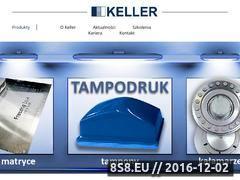 Miniaturka domeny e-keller.pl