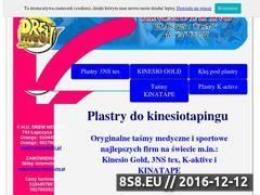 Miniaturka domeny www.e-kinesiotaping.pl
