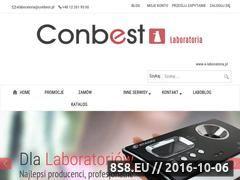 Miniaturka domeny www.e-laboratoria.pl