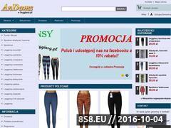 Miniaturka domeny e-legginsy.pl