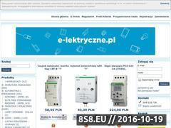 Miniaturka domeny www.e-lektryczne.pl