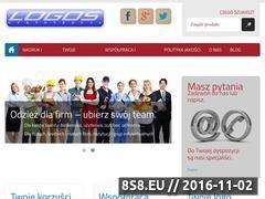 Miniaturka domeny www.e-logos.pl