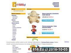 Miniaturka domeny www.e-mama.pl