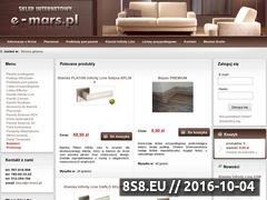 Miniaturka domeny e-mars.pl